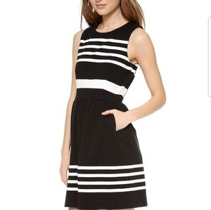 Madewell afternoon dress saltwater stipe!